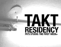 Takt Artist Residency (Summer 2011)