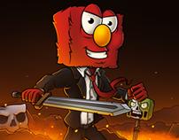 Minecraft Character Design