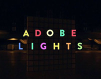 Adobe Lights — 100 artists at work