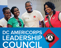 DC AmeriCorps Leadership Council Collateral