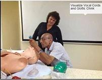 Endotracheal Intubation Demonstration – Sanjoy Sanyal