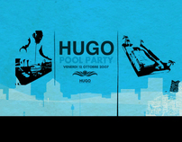 Hugo Pool Party
