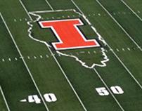 Illinois Football Field