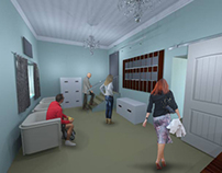 Old Academy Players Lobby Renovation Group Project