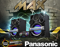 PANASONIC POWER MAX