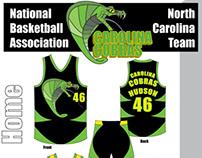 Carolina Cobras Branding