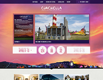 Coachella Valley Music Festival 2013-14 Website