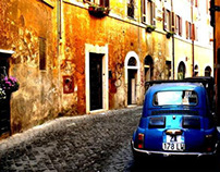 The First Few Weeks in Rome - A Fictional Diary