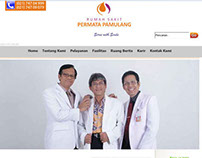 Permata Pamulang Hospital Official Web Site