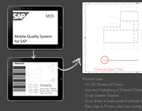 MQS for SAP (iPad App Concept)
