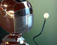 Robot energy