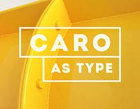 Caro As Type