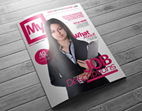 Indesign Magazine Template v.01