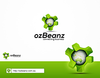 oz Beanz Logo Project