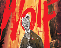 WOLF #9 Cover