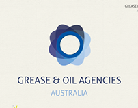 Grease and Oil Agencies Logo