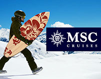MSC Cruises - Early Booking campaign