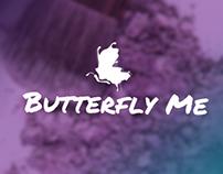Butterfly Me. Branding