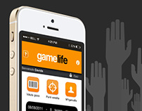 gamelife - mobile App
