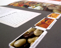 King Nuts & Raaphorst | brochure & stationary design