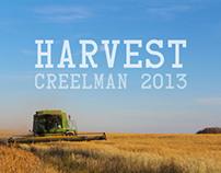 Harvest 2013 Video