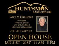 Huntsman Realty Marketing Materials