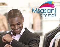 Msasani City Mall Adverts
