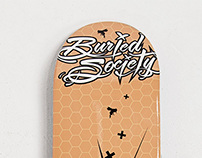 Buried Society - Wasp Board