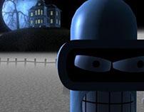 Bender dancing Thriller