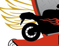 D&R Motorsports - logo