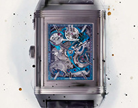 Jaeger-LeCoultre Luxury watches