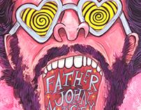 Father John Misty Poster