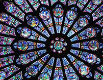 Notre Dame: luz y piedra · light & stone