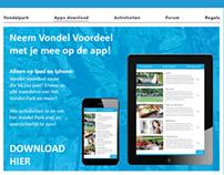 Website | Vondelpark