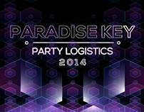 "PARADISE KEY ""Party Logistics"""