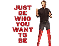Kinky Boots: Just Be Campaign