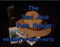 The San Jose Park Ranger: Wearer Of Many Hats