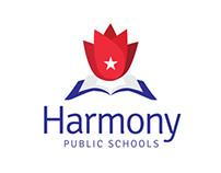 Logo concept for Harmony Public Schools