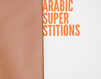 Arabic Superstitions