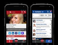 Globle Mobile Screens