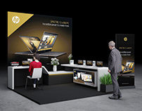 HP - Exhibition Booth