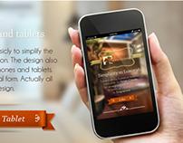 Hotel Clover Facebook App