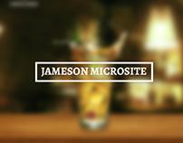 Jameson microsite