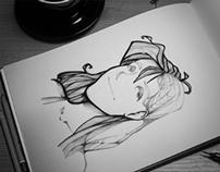 Sketchbook Vol. 1 - Seleção de Sketchs