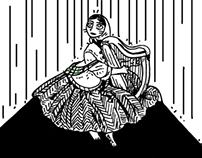 Sorcha the Harpist