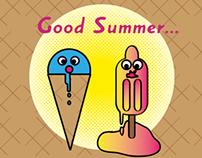 Ice summer