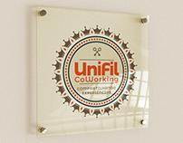 """Comunicação """"UniFil CoWorking"""""""