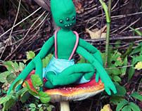 Toby the Alien