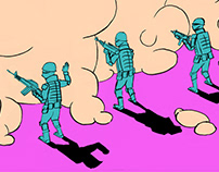 Editorial Illustrations - Cancer