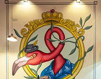 Botter Mural